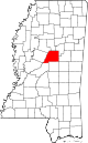 Attala County, Mississippi