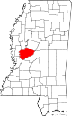Yazoo County, Mississippi